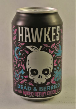 BrewDog Hawkes Dead & Berried Mixed Berry Cider