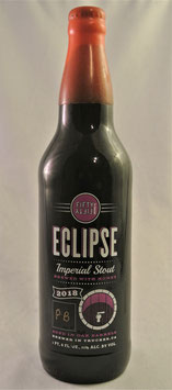 FiftyFifty Brewing 2018 Eclipse - Peach Brandy Edition