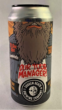 Sudden Death Our Tour Manager DDH IPA