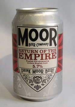 Moor Beer Return of the Empire IPA