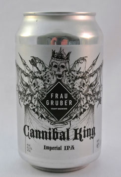 Frau Gruber Cannibal King Imperial IPA