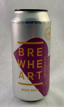 BrewHeart Beer Gees DDH Double IPA