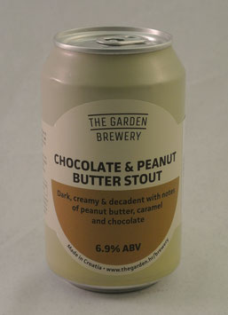 The Garden Brewery Chocolate & Peanut Butter Stout
