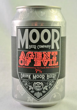 Moor Beer Agent of Evil Black IPA