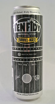 Oskar Blues Ten Fidy Bourbon Barrel Aged Imperial Stout