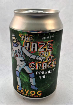 Bevog The Haze out of Space DDH Hazy IPA