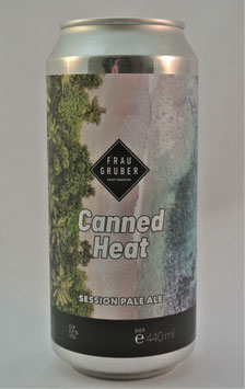 Frau Gruber Canned Heat Session Pale Ale