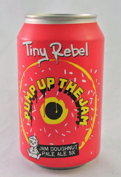 Tiny Rebel Pump up the Jam  Doughnut Pale Ale
