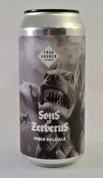 Frau Gruber Sons of Zerberus IPA