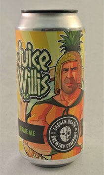 Sudden Death Juice Willis 2.0 New England Pale Ale
