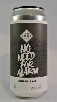 Frau Gruber No Need for Alarm IPA
