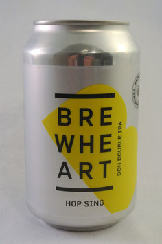 BrewHeart Hop Sing DDH Double IPA