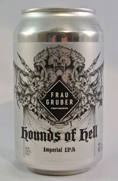 Frau Gruber Hounds of Hell Imperial IPA