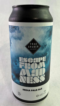Frau Gruber Escape from Madness IPA