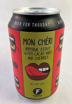 Frontaal Mon Cheri Imperial Stout