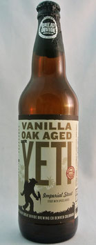Great Divide Vanilla Oak Aged Yeti Imperial Stout