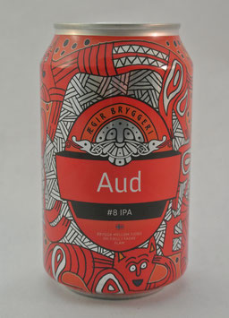 Ægir Aud #8 India Pale Ale