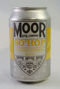 Moor Beer So'Hop Ultra Pale Ale