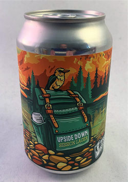 True Brew Upside Down Session Lager