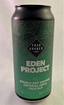 Frau Gruber Eden Project DDH Double IPA