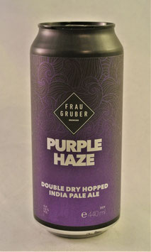Frau Gruber Purple Haze DDH India Pale Ale