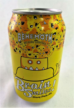 Behemoth Brain Smiles Hazy Pale Ale
