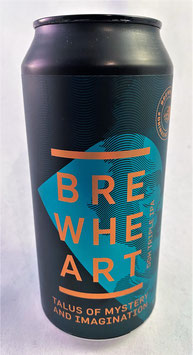 BrewHeart Talus of Mystery and Imagination DDH Triple IPA