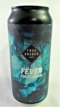 Frau Gruber Fever for Flavour IPA
