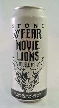 Stone Fear Movie Lions DIPA