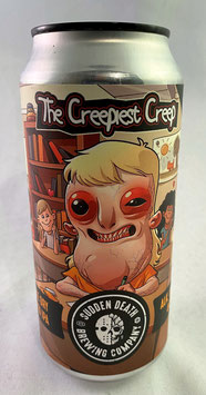 Sudden Death Creepiest Creep DDH IPA