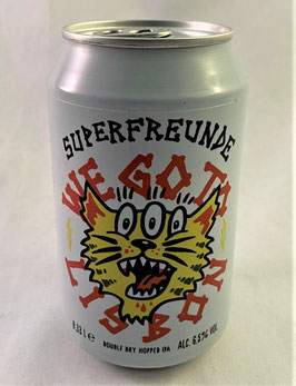 Superfreunde We go to Lisbon DDH IPA