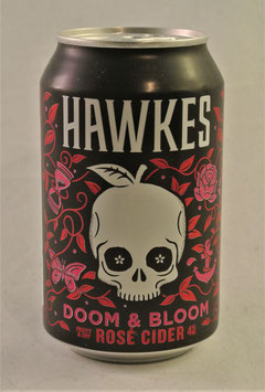 BrewDog Hawkes Doom & Bloom Rose Cider