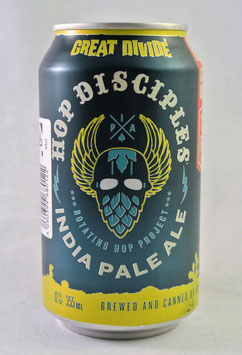 Great Divide Hop Disciples IPA