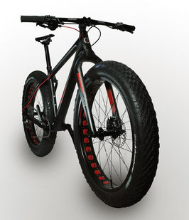 FAT BIKE BAGGERBIKE CARBON 2.0 SHIMANO 10V