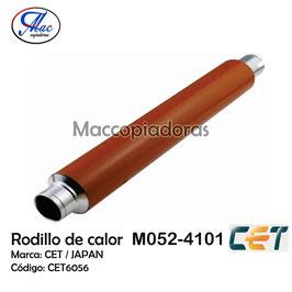 M052-4101 Upper Fuser (Heat) Roller / Rodillo de calor CET6056