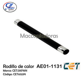 AE01-1131 Hot Upper Roller / Rodillo de calor CET6155