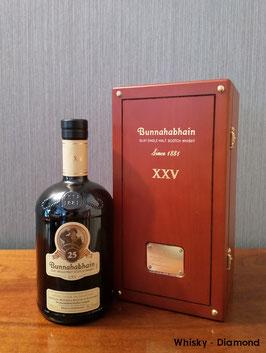 Bunnahabhain 25 Jahre (Alte Ausstattung)