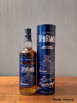 Benriach 2006/2019 Single Cask #581 Peated/Oloroso Sherry Cask