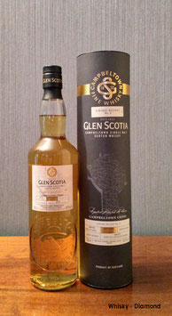 Glen Scotia 2010/2020  Campbeltown Cross Vintage Release No. 3 46% Vol.