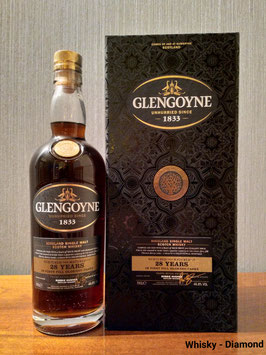 Glengoyne First Fill Oloroso Casks 28 Jahre