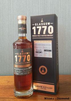 Glasgow Distillery 1770 Single Cask #15/165 First Fill Oloroso Sherry Cask 2015/2021
