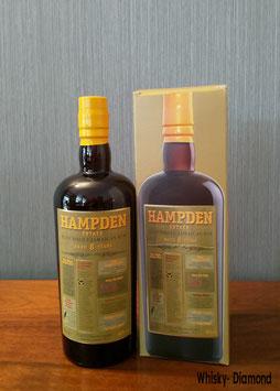 Hampden Estate 8 Jahre Pure Single Jamaican Rum 46%