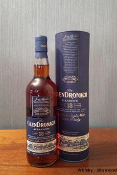 Glendronach Allardice 18 Jahre Bottled 01.06.2016