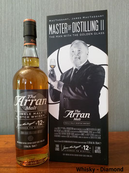 The Arran Malt Master of Distilling II