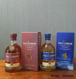 Set: 1: Kilchoman Am Bùrach ####  2: Kilchoman Machir Bay