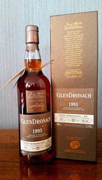 Glendronach Single Cask Batch 16 1995 Pedro Ximenez Puncheon #4038