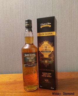 Glen Scotia Sherry Double Cask Finish 11 Jahre