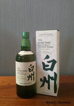 Hakushu Distiller's Reserve (Neue Ausstattung)