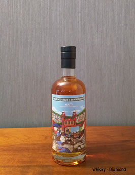 Haiti 16 Jahre (Barbancourt) Batch 2 That Boutique-y Rum Company - Bottled for Kirsch 2020