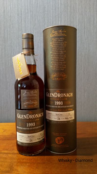 Glendronach 1993/2018 Single Cask #660 Sherry Butt